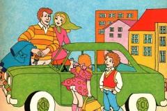 Das Familienauto 1974