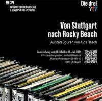 Von Stuttgart nach Rocky Beach
