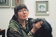 AR 1997 mit Hund Sonny